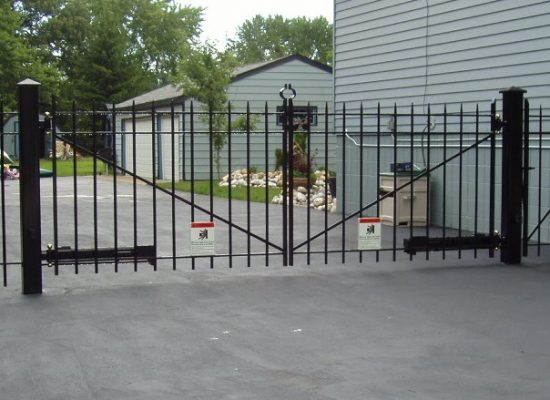 Swing Gates Automatic Single Or Dual Power Gate Opener